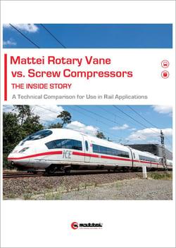 Cover Mattei Rotary Vane vs. Screw Compressors_ENG