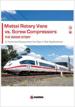 Cover Mattei Rotary Vane vs. Screw Compressors_ENG